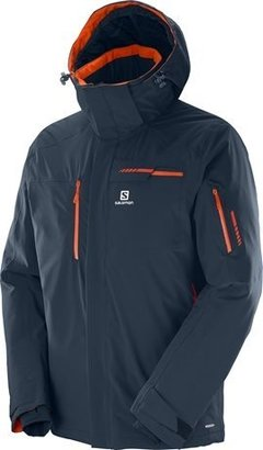 Campera Salomon Brilliant- Hombre