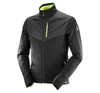 Campera Salomon Pulse Mid Reflective- Hombre