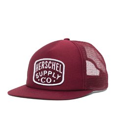 Gorra Trucker The Herschel Whaler Mesh Patch