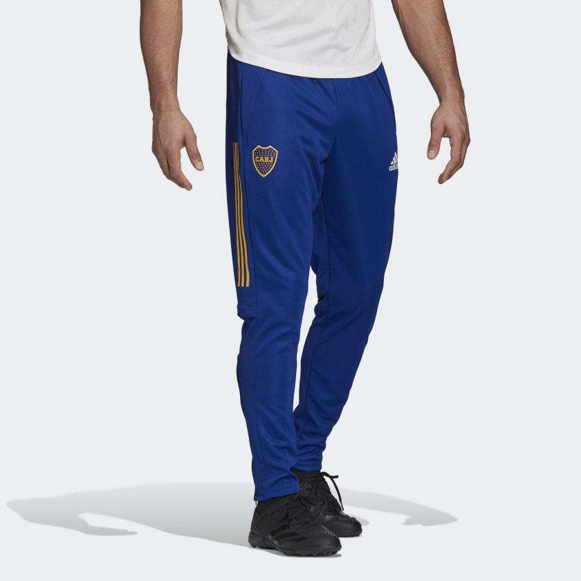 Adidas Pantalon Entrenamiento Boca Juniors Hombre