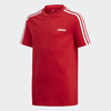 Remera Adidas Essentials 3S- Kids