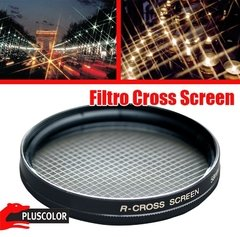 Filtro Astron Cross Screen 55mm de 4 puntas (6978)