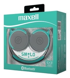 Auricular Inalambrico Bluetooth Maxell Smilo Bt400 (90003) en internet