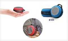 Parlante Bluetooth Blue Monster S303 (328)