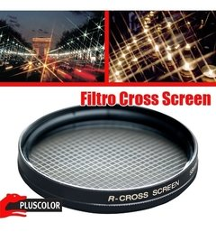 Filtro Astron Cross Screen 82mm de 4 puntas (6920)