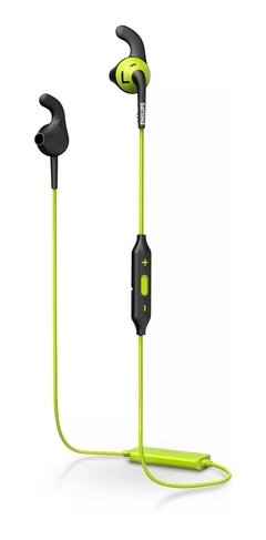 Auricular Inalambrico Bluetooth Deportivo Philips Shq6500cl