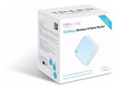 Router wifi TP-Link Tl-WR802N nano 300mbps (3458)