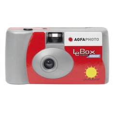 Cámara descartable Agfa LeBox Outdoor x 27 fotos (8282) - comprar online