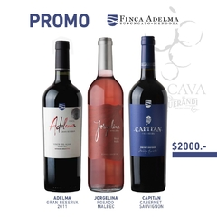 Finca Adelma Box Set 1