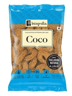 Galletitas Coco Integralia 200gr