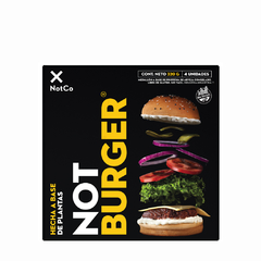 Hamburguesa Not Burger Arveja x 320gr - NotCo
