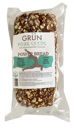 Pan Integral Grun FOUR SEEDS x600gr
