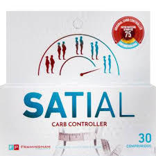 Satial food carb controller x30 comp