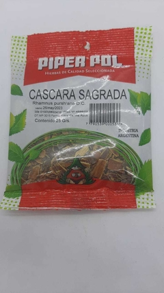 Cáscara Sagrada 25 grs, Piper Pol