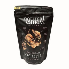 Snacks Chocolate Coconut Natural Candy 120 grs