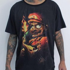 Camisa First Wave Mario