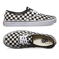 Vans Authentic Quadriculado