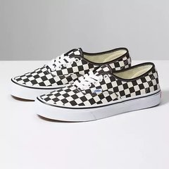 Vans Authentic Quadriculado na internet