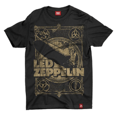 1808 - LED-ZEPPELIN - PRETO