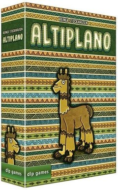 BOARD GAME - ALTIPLANO