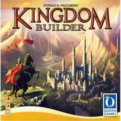 kingdom builder - board game