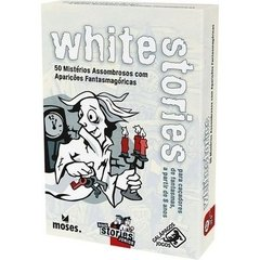 BOARD GAME - WHITE STORIES