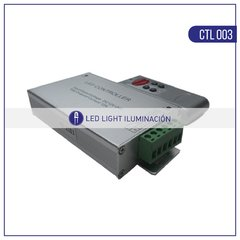 Controles Remoto y Amplificador - Led Light Iluminacion