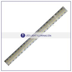 Plaqueta 20w rectangular 400mm x 25mm LED SMD 2835 - comprar online