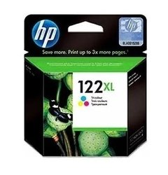 CARTUCHO HP  122 XL TRICOLOR ORIGINAL
