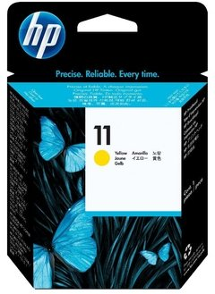 CABEZAL HP 11 AMARILLO ORIGINAL