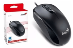 MOUSE GENIUS DX110 USB NEGRO