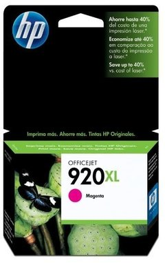 CARTUCHO HP 920 XL MAGENTA