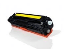 TONER ALTERNATIVO  HP  CB542A AMARILLO COMPATIBLE MOD 1215 1515 - comprar online