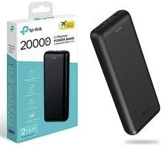 CARGADOR PORTATIL TP LINK 20000mah POWER BANK 2 USB TURBO 2,1A
