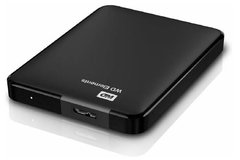 DISCO DURO PORTABLE USB WESTERN DIGITAL 2TB  NEGRO en internet