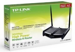 ROUTER Wifi TP LINK WR841HP HP ALTA POTENCIA 300 Mbps ROMPEMUROS