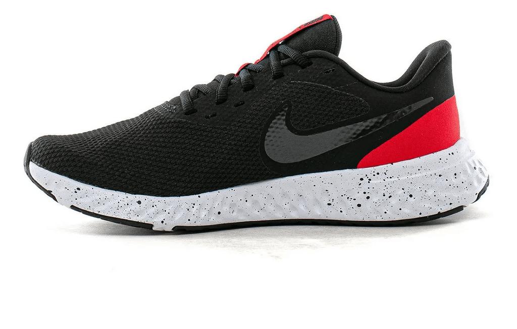 945 Entrada necesidad  Zapatilla Nike Revolution 5 - Negro/Rojo