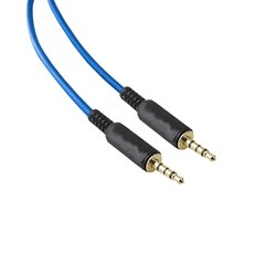 Cable Adaptador de Audio 2 mts.