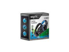 Auriculares Gamer Ps4 Xbox Pc Cel Nisuta Nsaug90s Mute Mic - comprar online