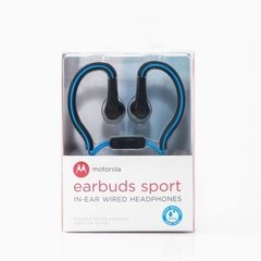 Auriculares Motorola Earbuds Sport In-ear Headphones Ip54