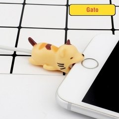 Cable Protector De Animales Para iPhone
