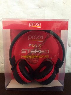Auriculares Pro 21 Max Stereo - tienda online