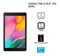"Tablet Samsung Galaxy Tab A 8"" - 32GB - Android 9 (SM-T290) en internet"