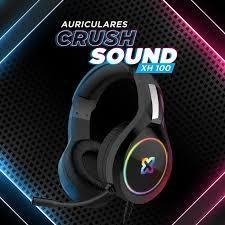 AURICULAR GAMER SOUL XH100 MICROFONO LUCES LED PC PS4 en internet