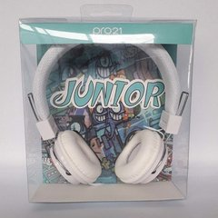 Auricular Vincha Junior Con Cable 3.5 Mm Pro 21