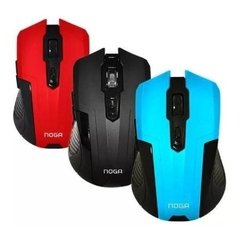Mouse Optico Noganet Evolution 430 1200 dpi