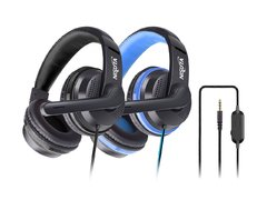 Auriculares Gamer Ps4 Xbox Pc Cel Nisuta Nsaug90s Mute Mic