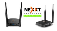 ROUTER- REPETIDOR NEXXT WIRELESS-N NYX300 en internet