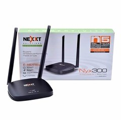 ROUTER- REPETIDOR NEXXT WIRELESS-N NYX300