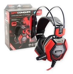 Auricular Gamer Noga Stormer Conquer C/mic